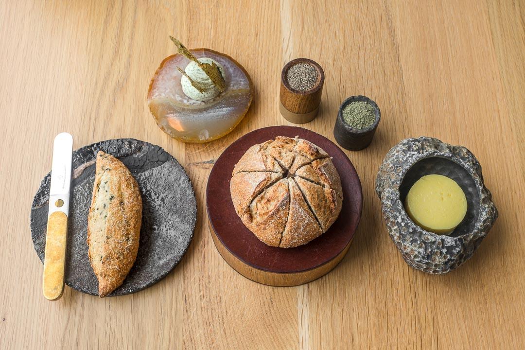 restaurant pure c cadzand bread