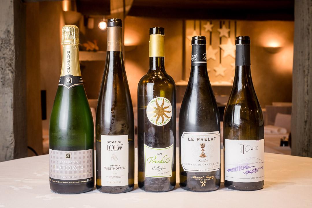 le clos des recollets wijnselectie