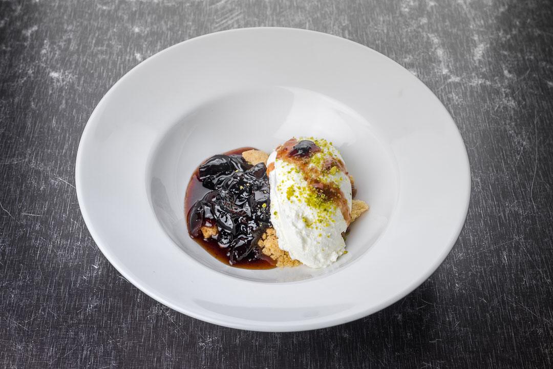 roosevelt hotel zeeland dessert ricotta