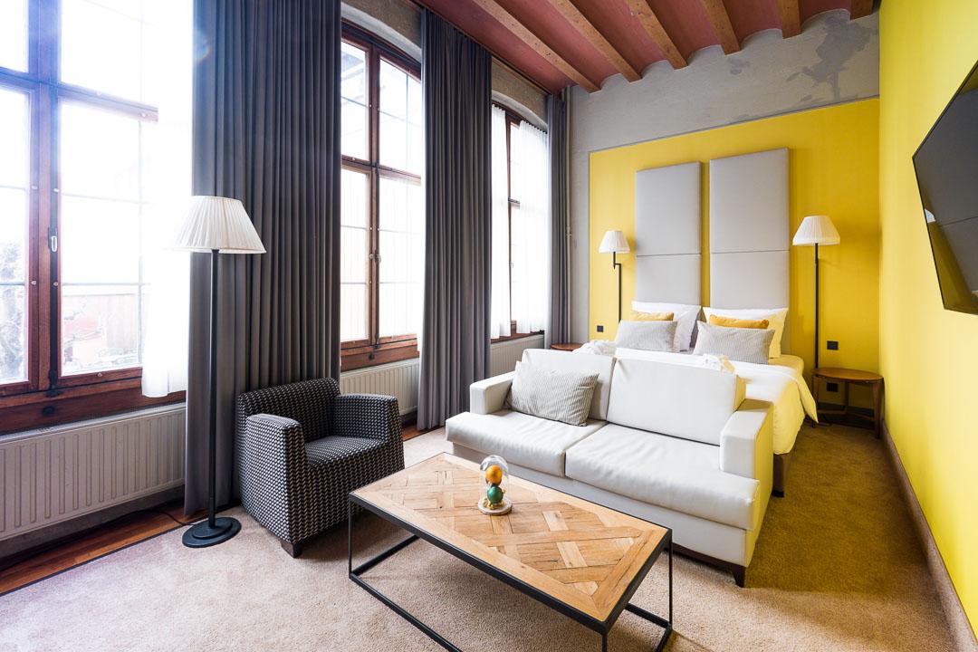 roosevelt hotel zeeland kamer