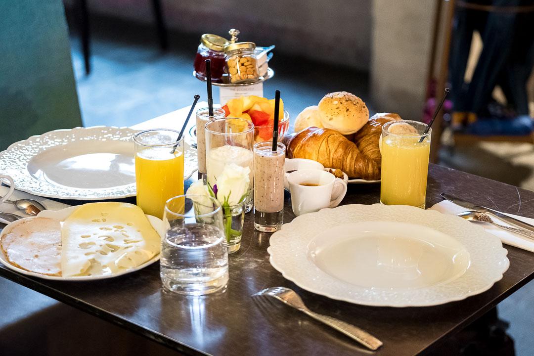 roosevelt hotel zeeland ontbijt