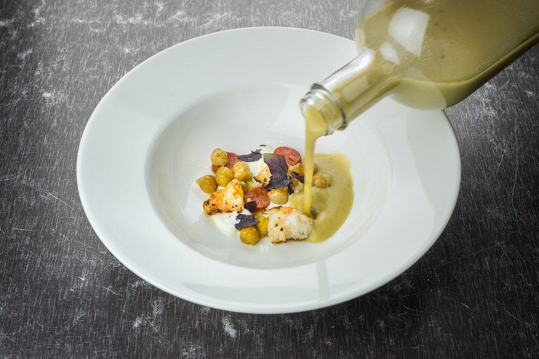 roosevelt hotel zeeland soep kikkererwten