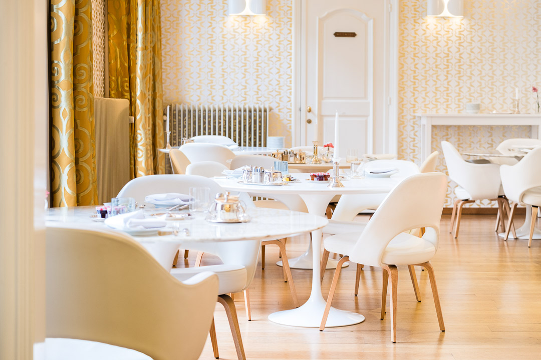 Hotel De Witte Lelie Antwerpen ontbijt