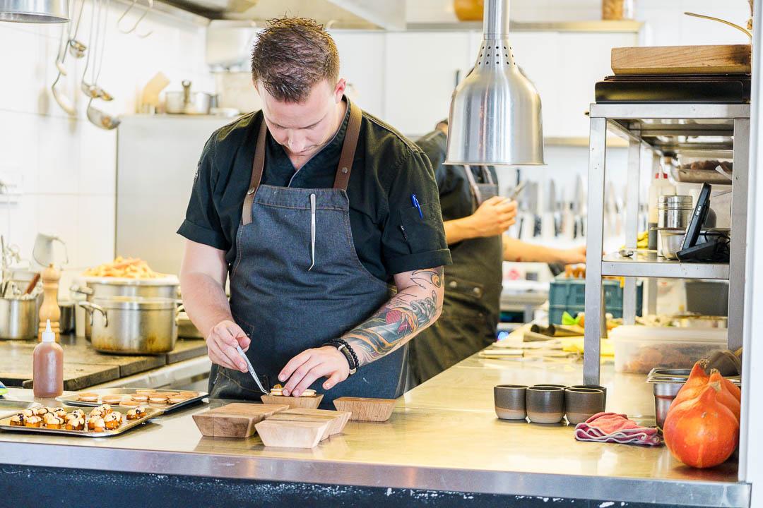 Meliefste Wolphaartsdijk chef