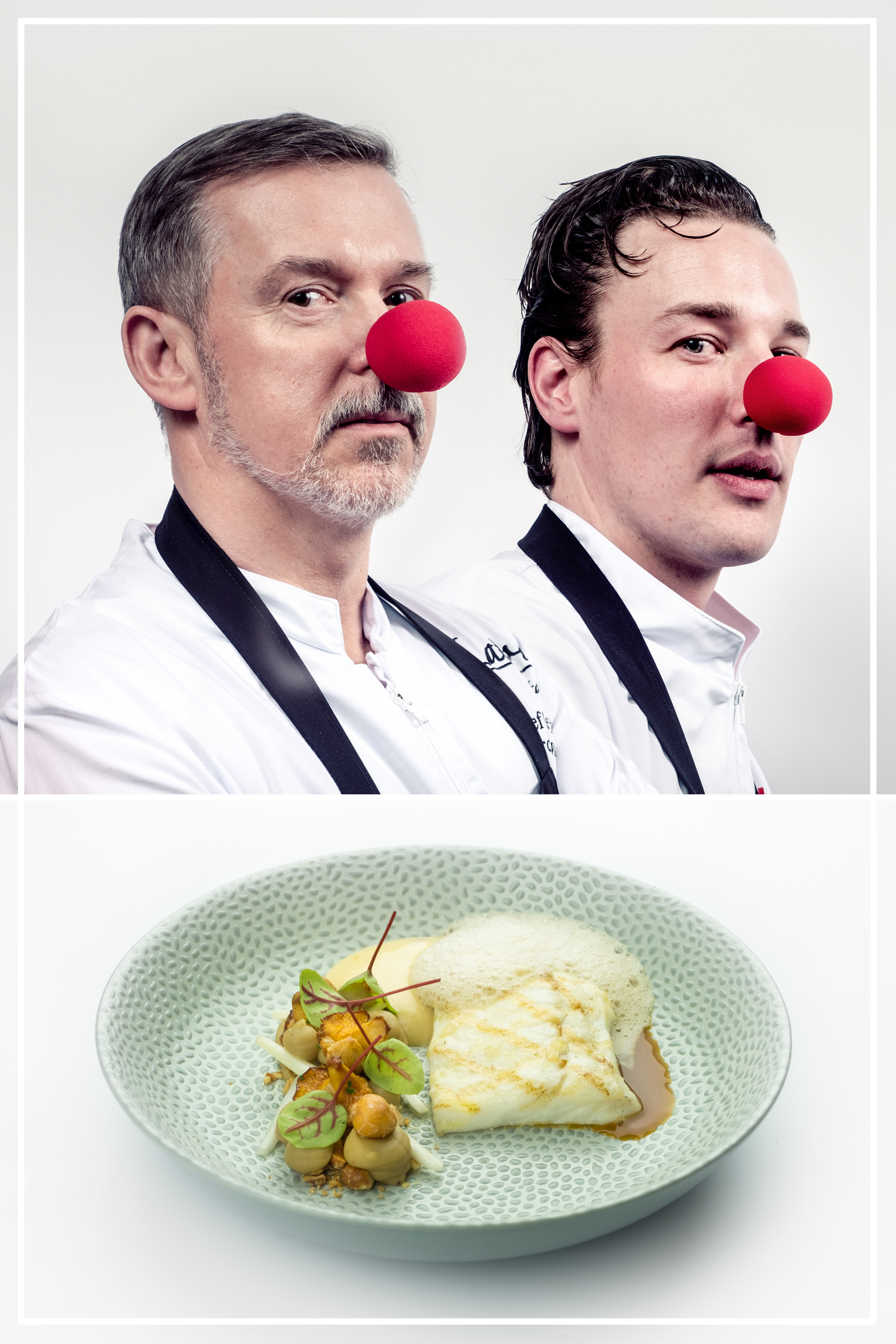 Marcel van lier + Maurits