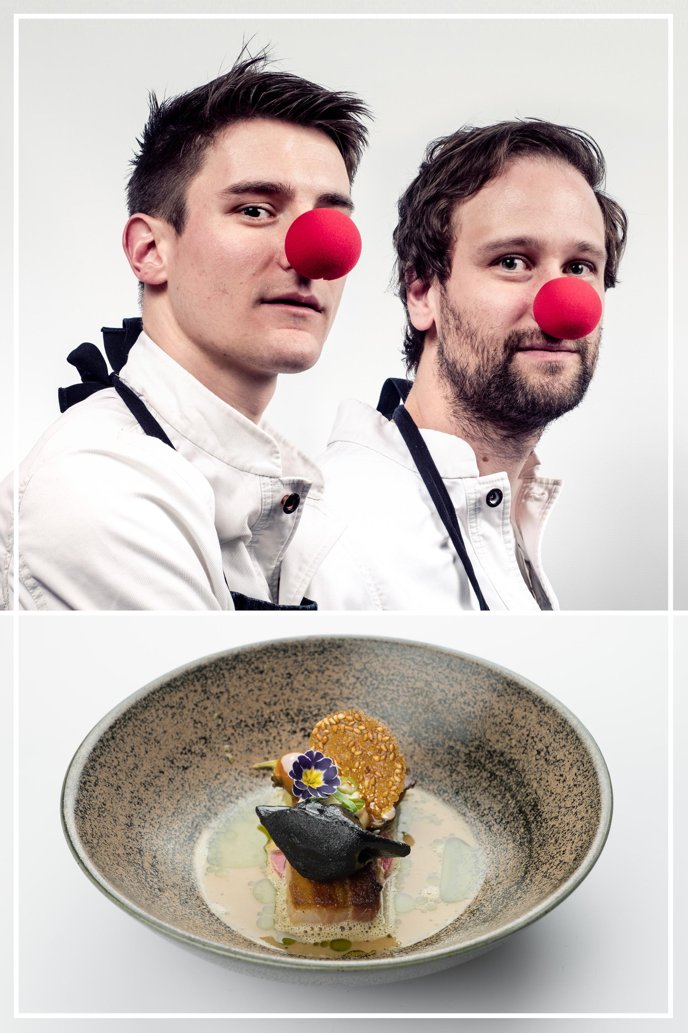 tommy den hartog restaurant moon jaimie van heije koken voor cliniclowns