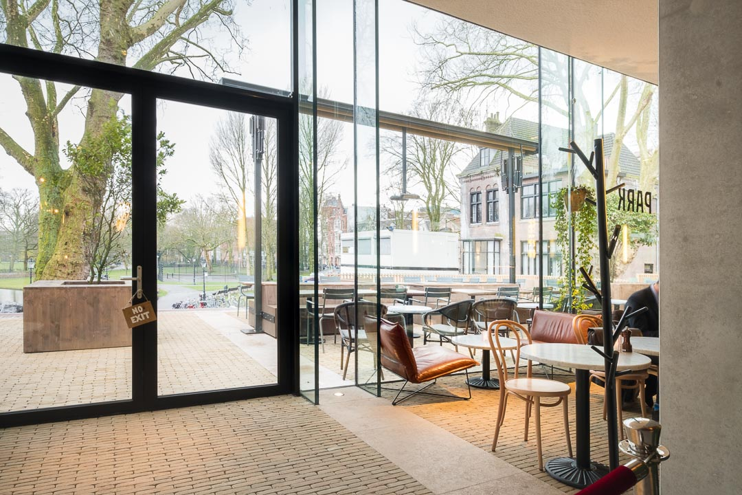 Hotel Arena Amsterdam brasserie
