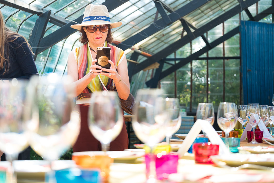 Altano Douro wijnen picnick Isabelle Arpin