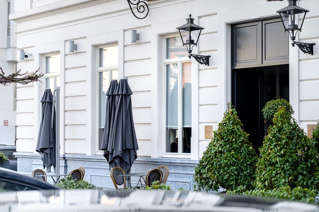 Hotel Restaurant Pillows Brussels