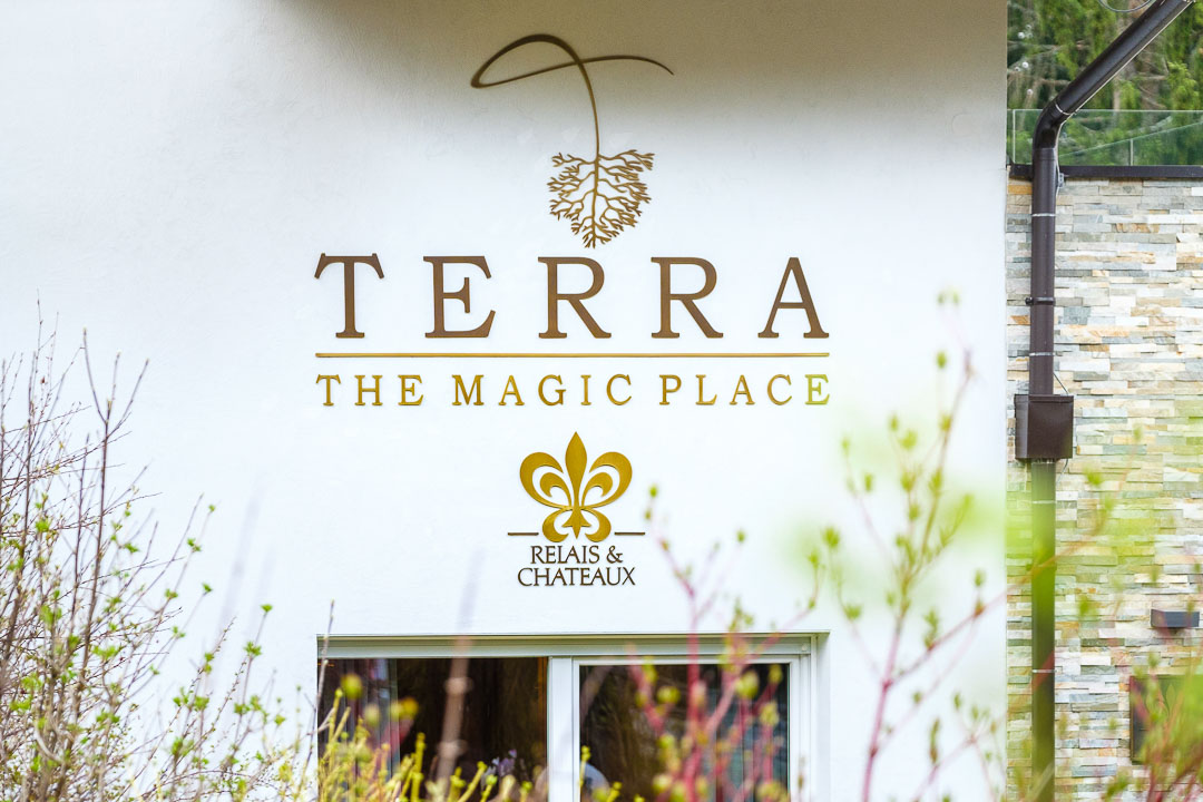 Terra Restaurant in South Tyrol Chef Heinrich Schneider