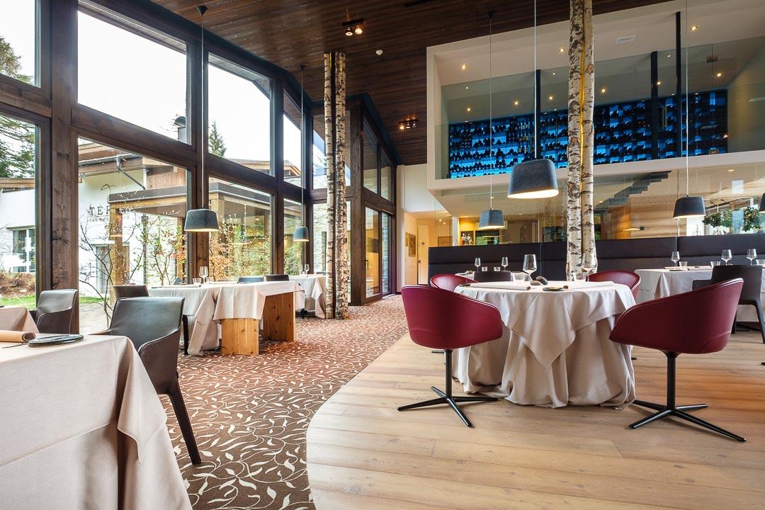 Terra Restaurant in South Tyrol Chef Heinrich Schneider