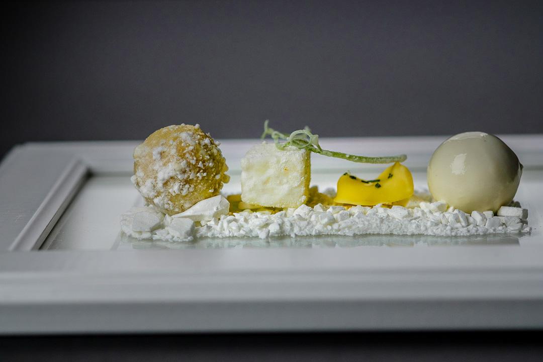 Terra Restaurant Chef Heinrich Schneider