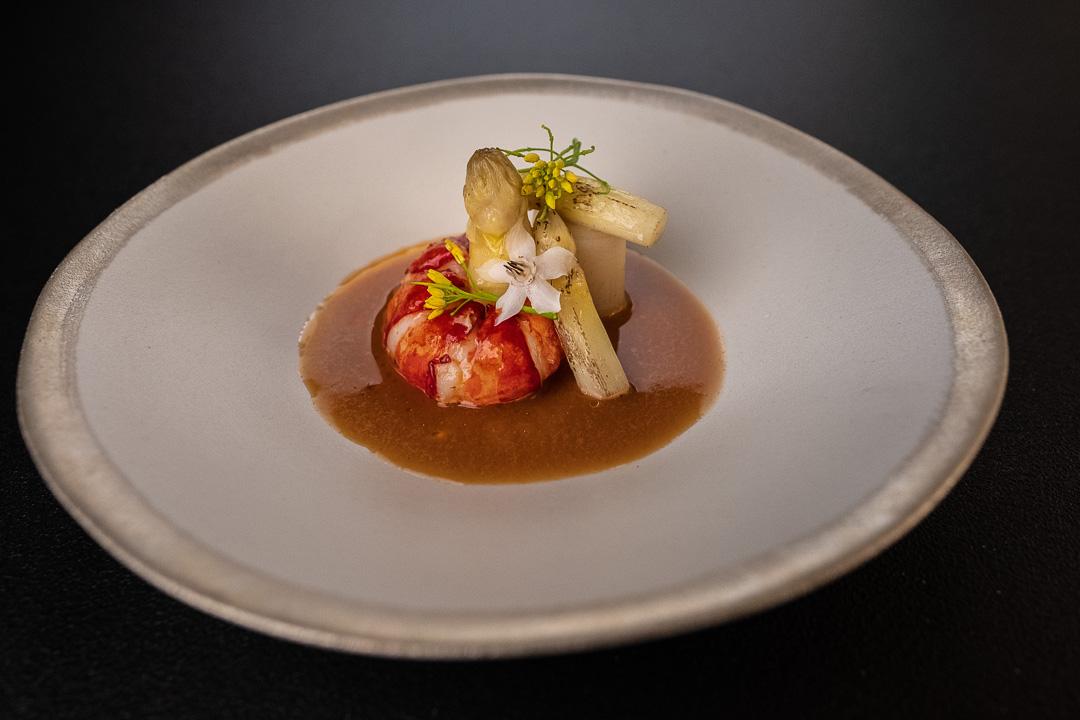 Restaurant Altermezzo Tongeren kreeft