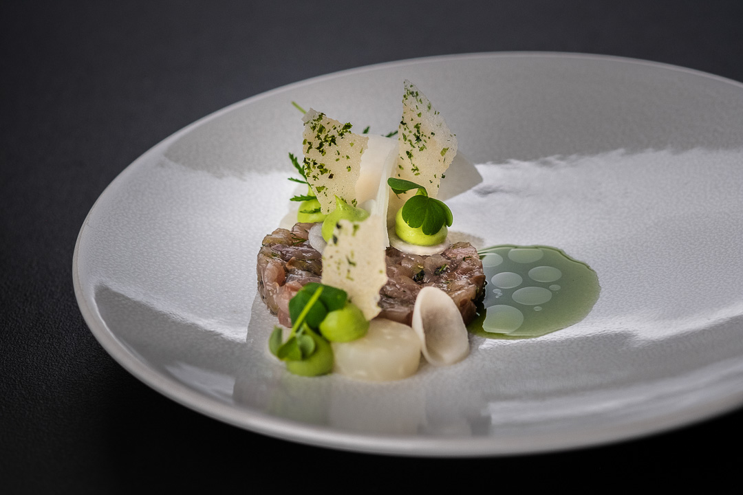 Restaurant Altermezzo Tongeren makreel