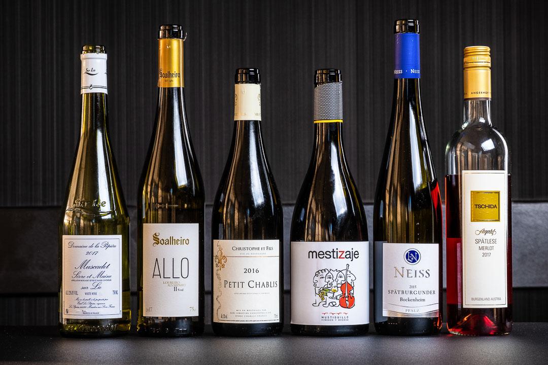 Restaurant Altermezzo Tongeren wijnen