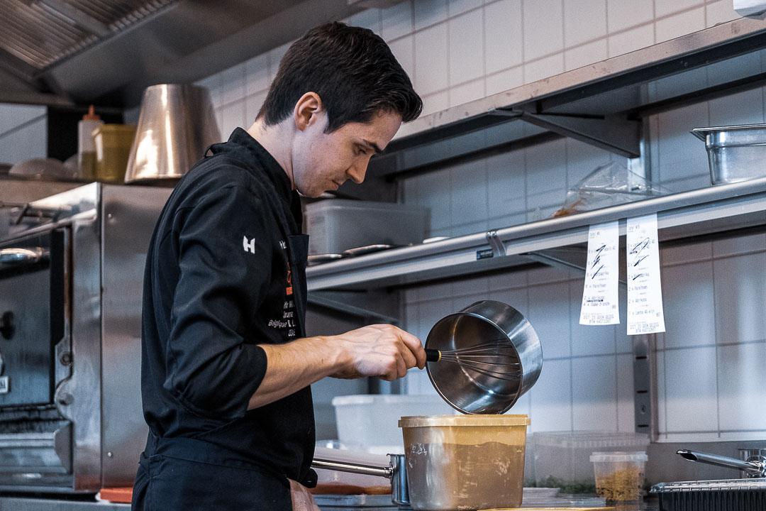Restaurant Altermezzo Tongeren keuken