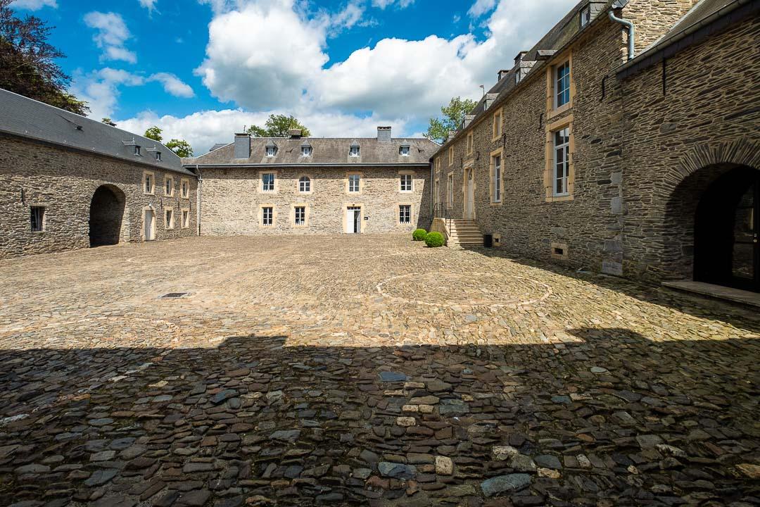 Chateau de Grandvoir hotel