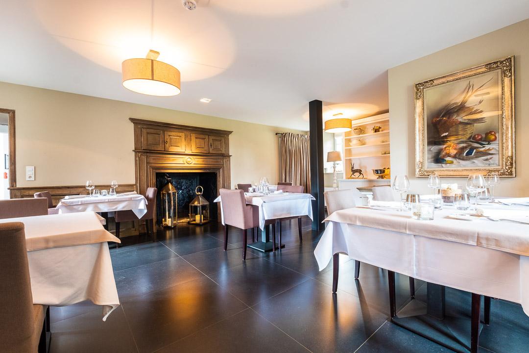 Chateau de Grandvoir hotel restaurant