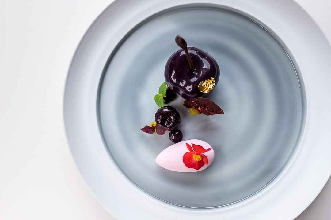 Restaurant De Lindehof chef Soenil Bahadoer