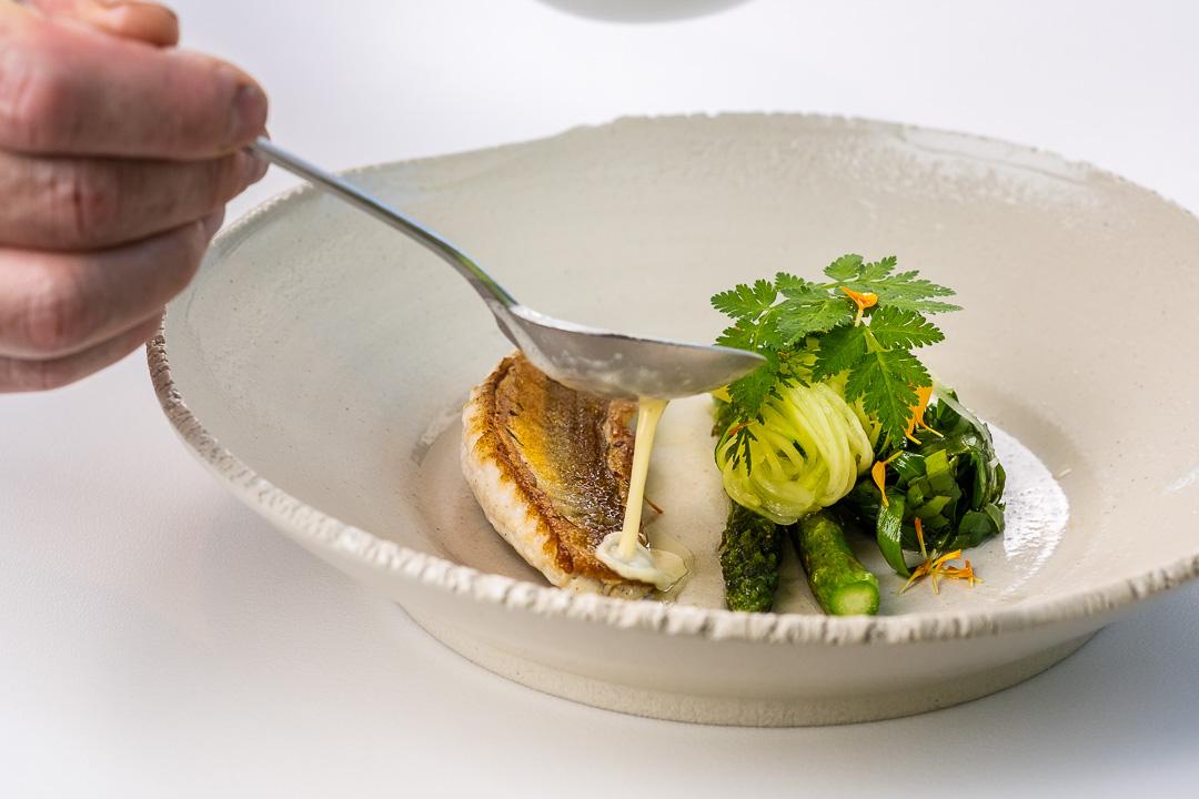 Restaurant De Jonkman vis