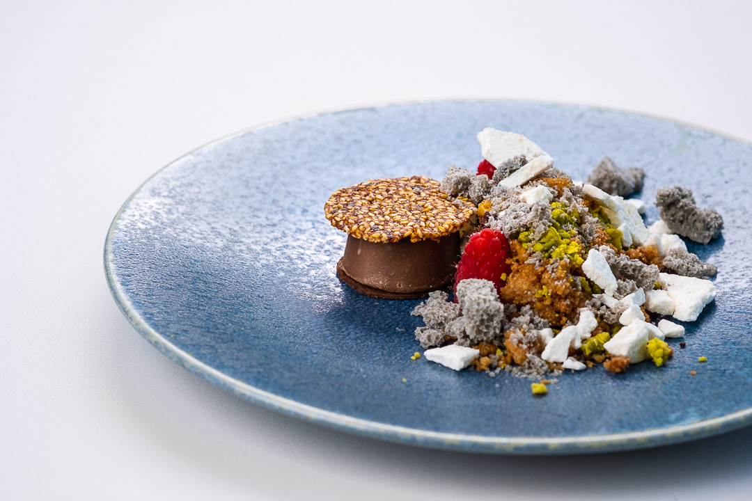 Restaurant De Jonkman dessert