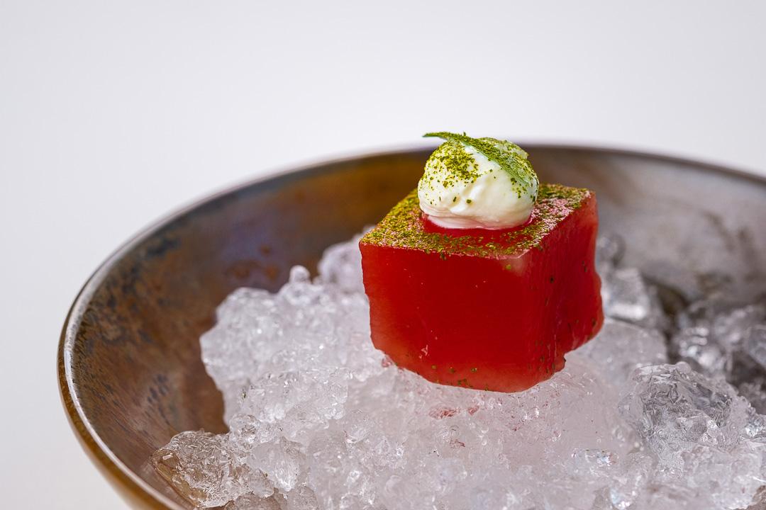Restaurant De Jonkman watermelon