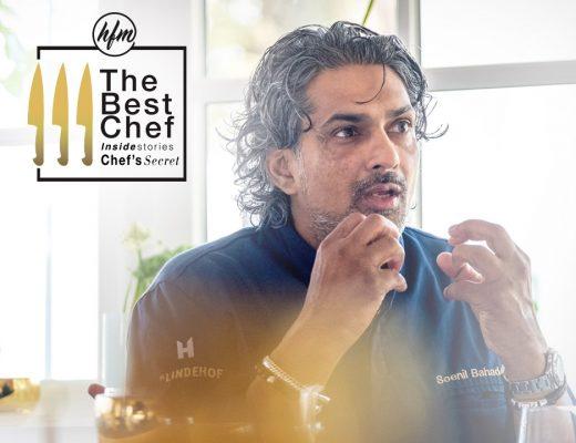 Restaurant De Lindehof van chef Soenil Bahadoer
