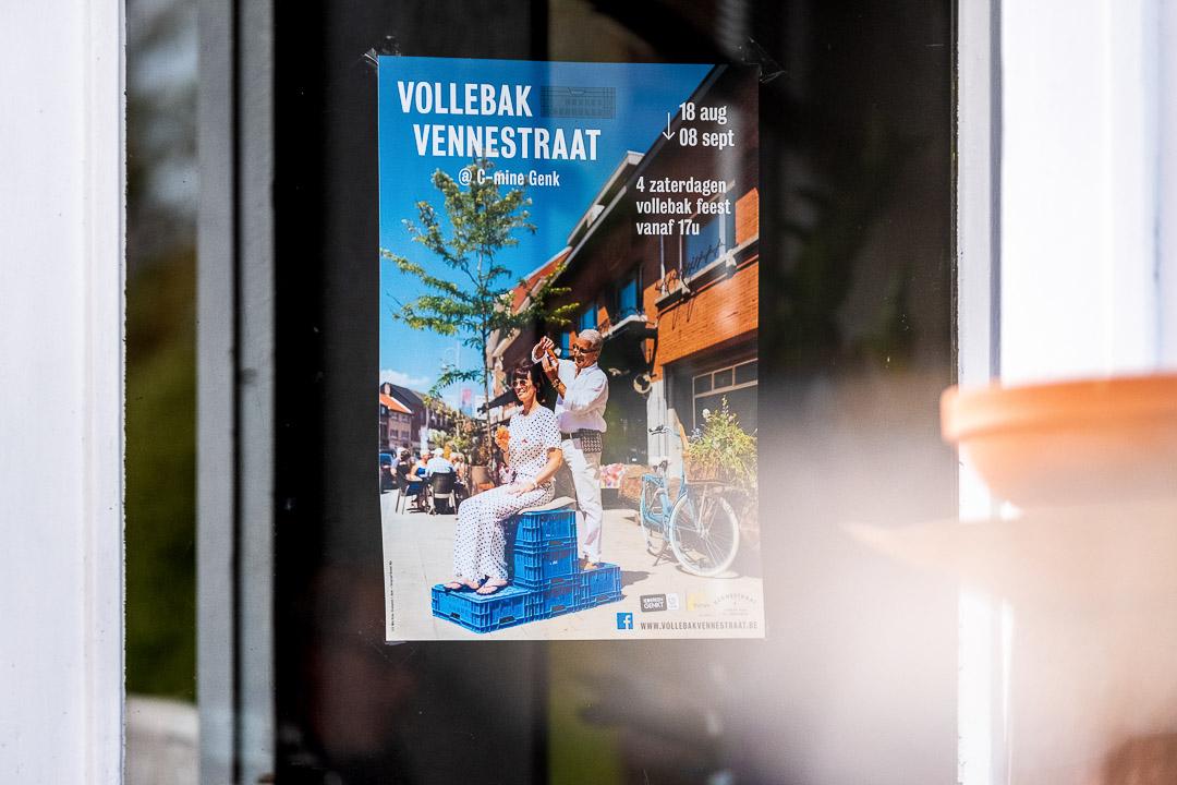 Visit Genk Vollebak Vennestraat