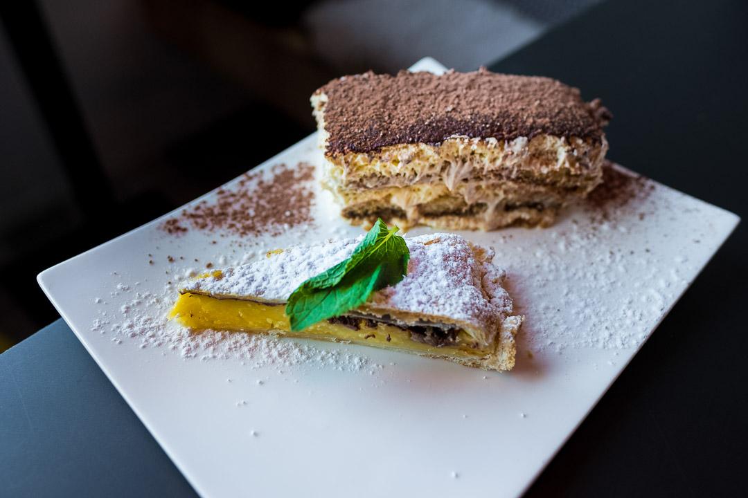 Visit Genk Peppe's tiramisu torta