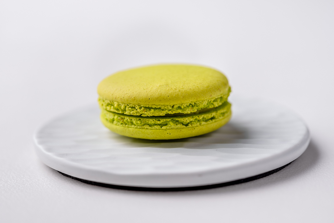 Burg Schwarzenstein and Nils Henkel by Hungry for More. Epilog. Macaron.