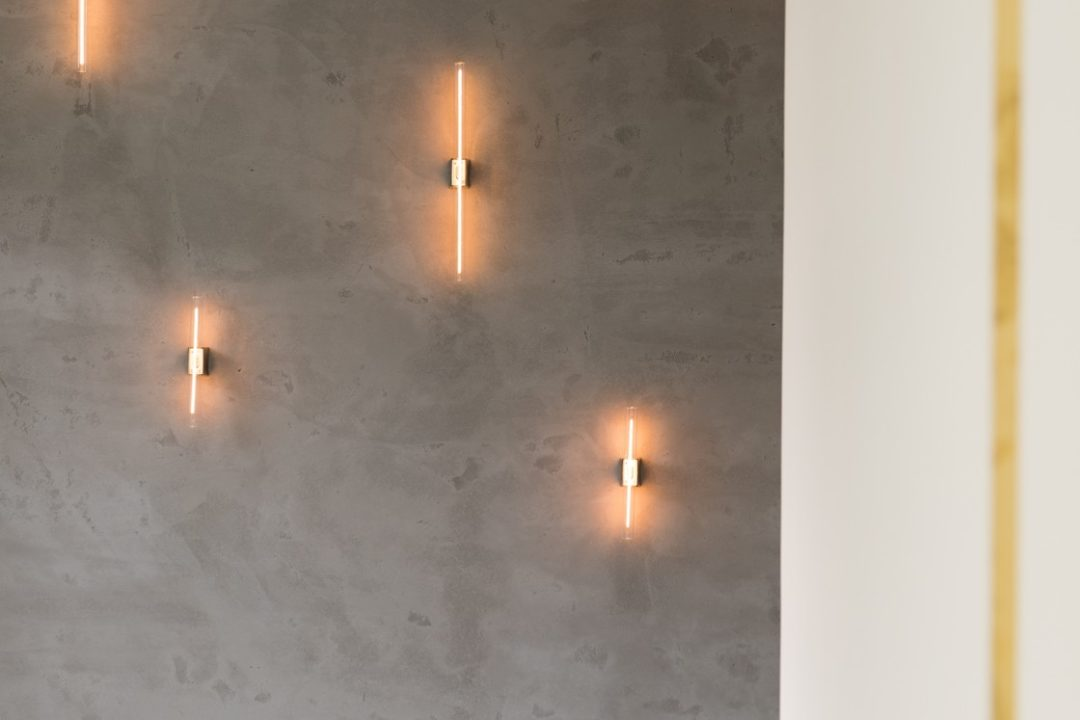 NALA by Hungry for More. Modern wall lighting fixture.