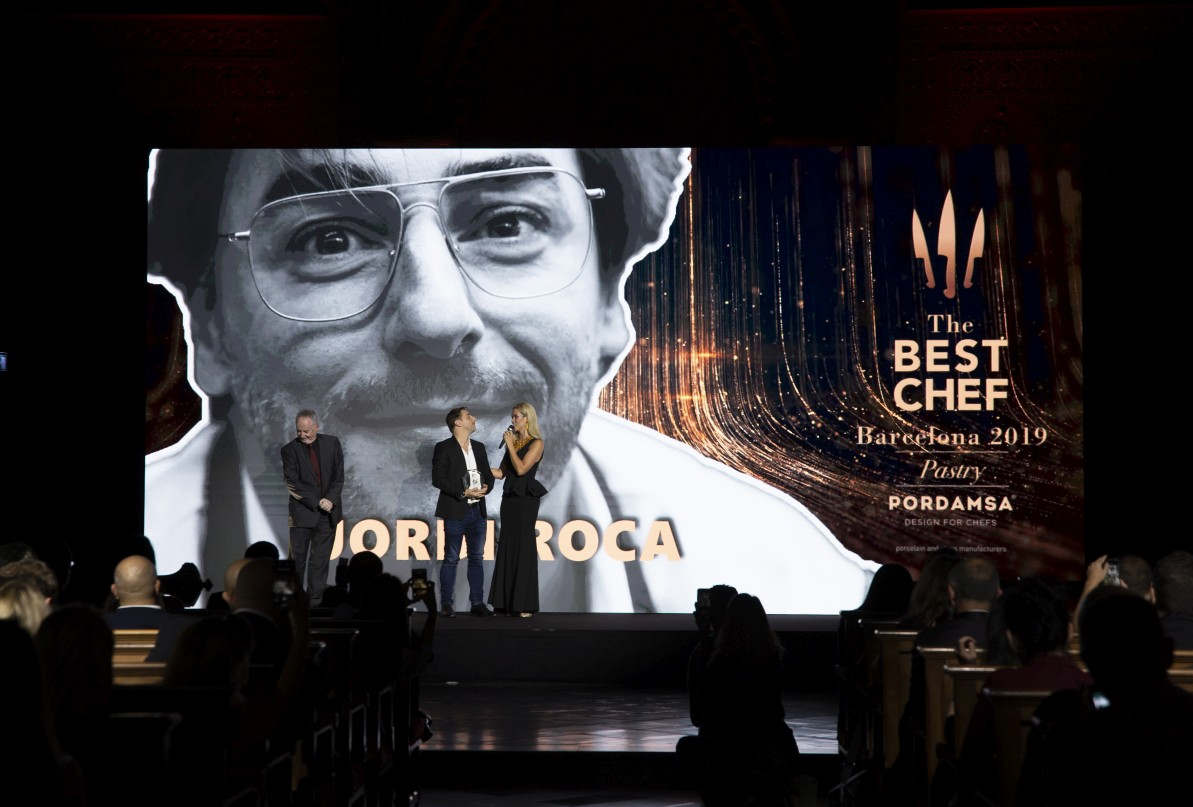 The Best Chef Awards 2019: the highlights. Awards Gala. Jordi Roca .