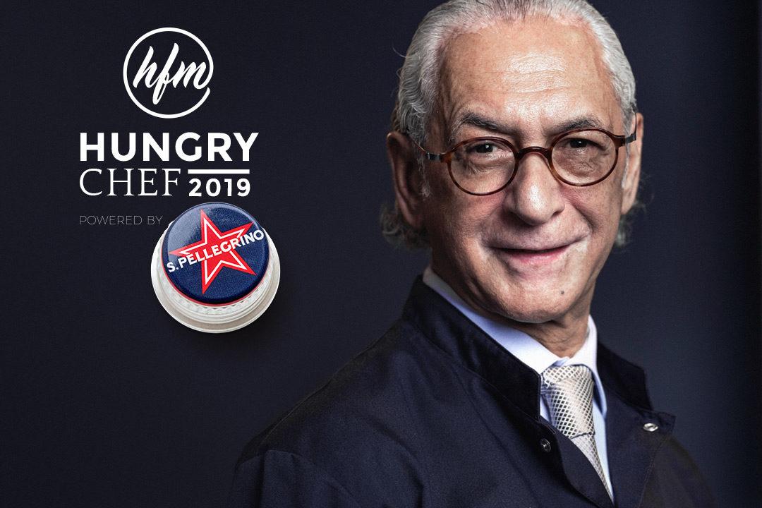 La Truffe Noire by Hungry for More. Chef Luigi Ciciriello.