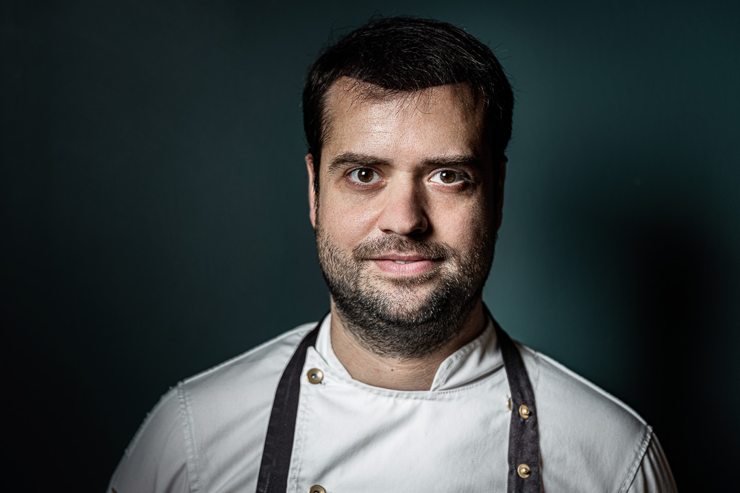 Suculent by Hungry for More. Portrait picture of chef Antonio Romero.