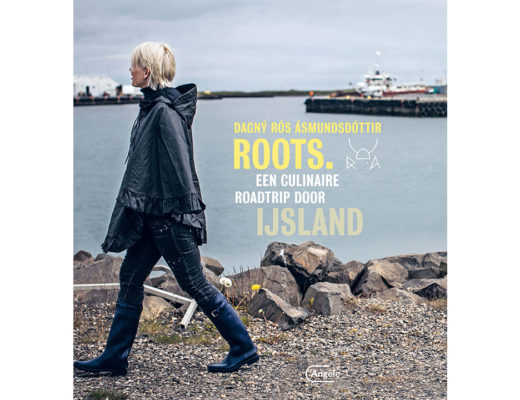 Book cover of Roots by Dagny Ros.