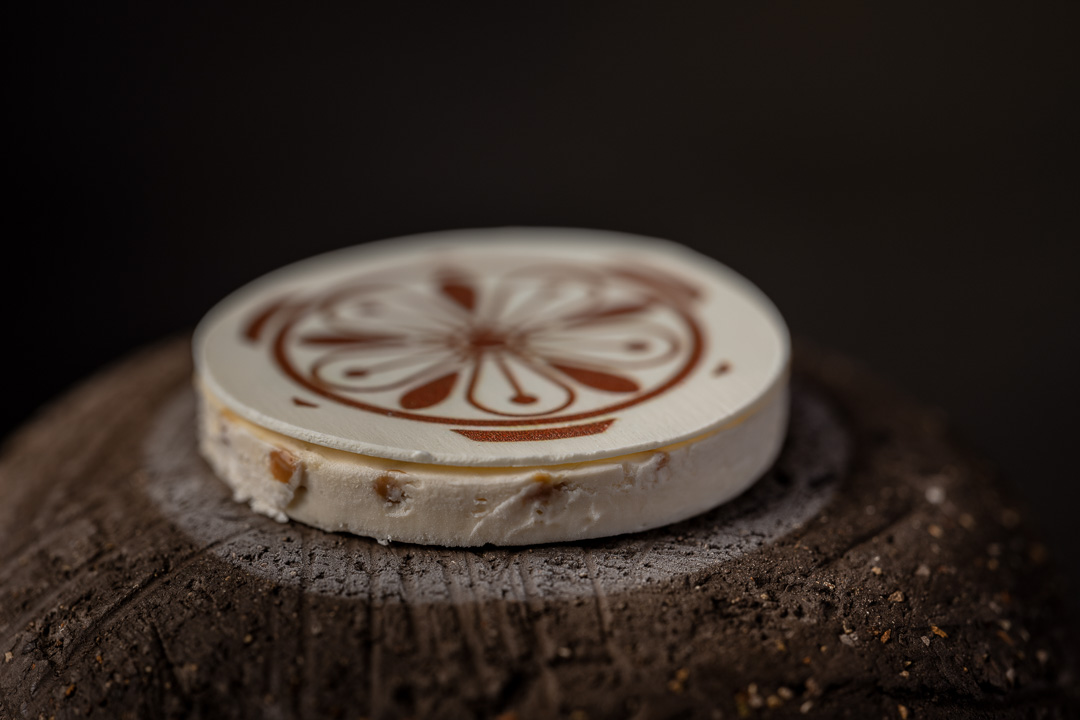 The White Rabbit by Hungry for More. Details of the past-future dish by chef Vladimir Mukhin.