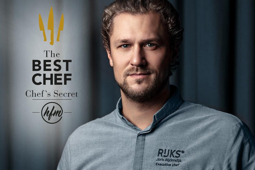 RIJKS by Hungry for More. Executive Chef Joris Bijdendijk.