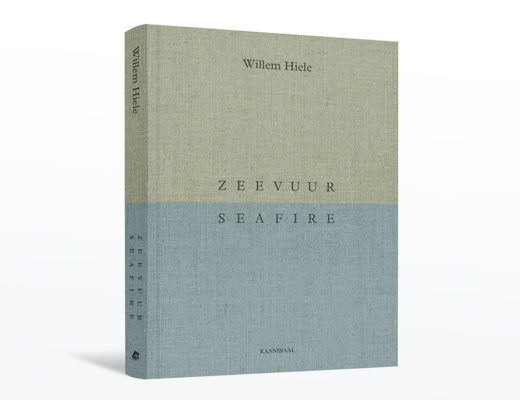 Zeevuur by Hungry for More. Boek Zeevuur Willem Hiele.