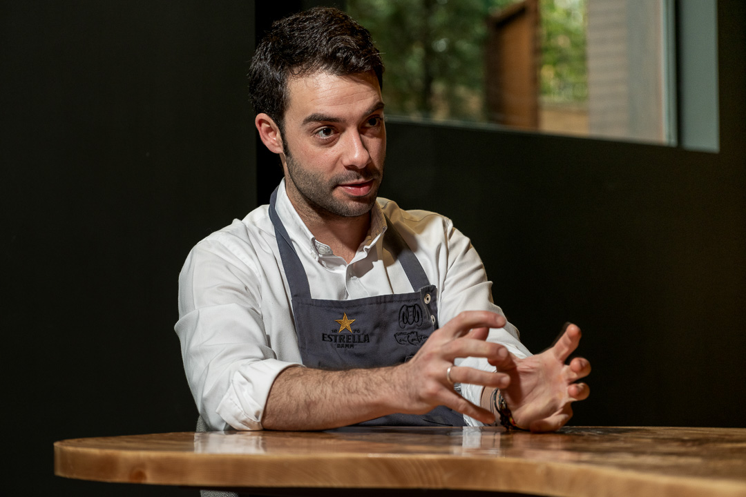 Gaytan by Hungry for More. Interview with chef Javier Aranda.