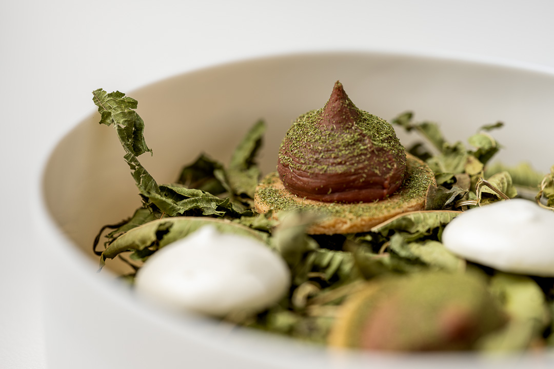La Canne en Ville by Hungry for More. Details of the mignardises by chef Kevin Lejeune.