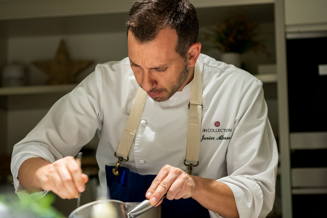 Paco Roncero by Hungry for More. Meet the team of restaurant Paco Roncero Restaurante.