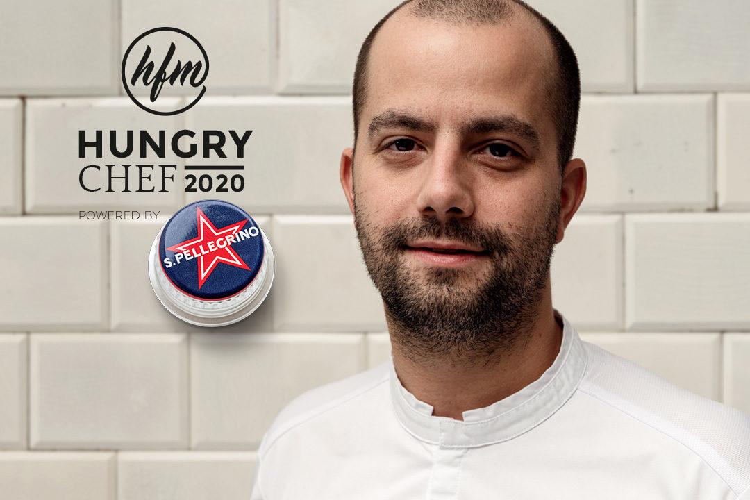 La Canne en Ville by Hungry for More. Portrait picture of chef Kevin Lejeune.