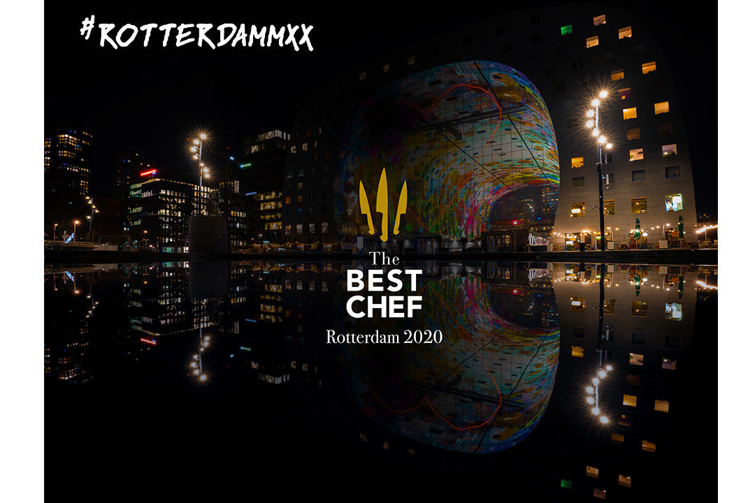The Best Chef Awards 2020 in the city of Rotterdam.