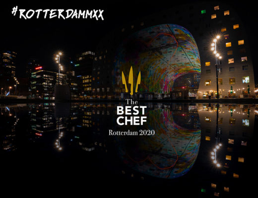 The Best Chef by Hungry for More. New location Best Chef Awards 2020: Rotterdam.