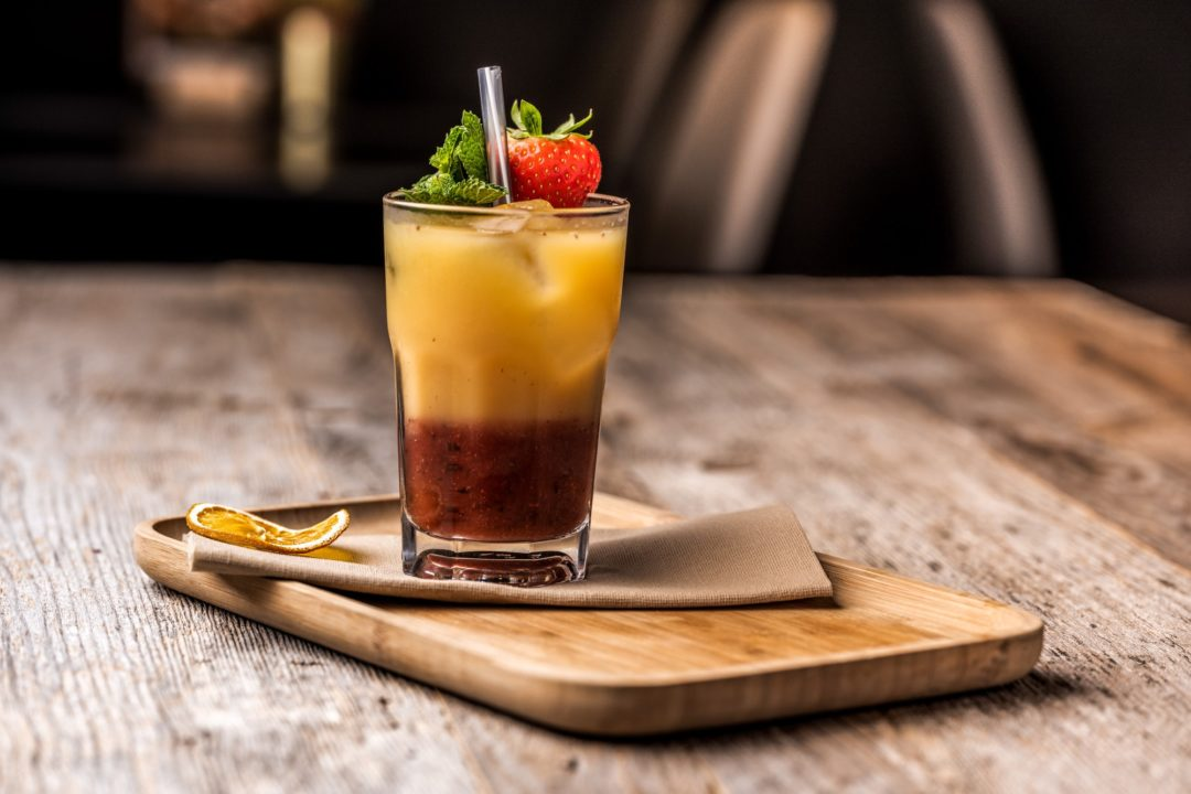Ensis mocktail by Local Table&Tap.