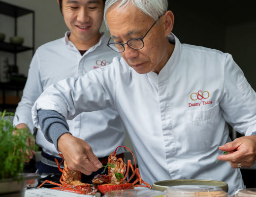 O&O by Hungry For More. Chefs father Danny Tsang & son Mike Tsang