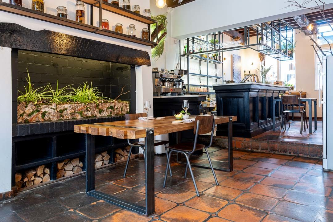 Heritage by Hungry for More. Interior.