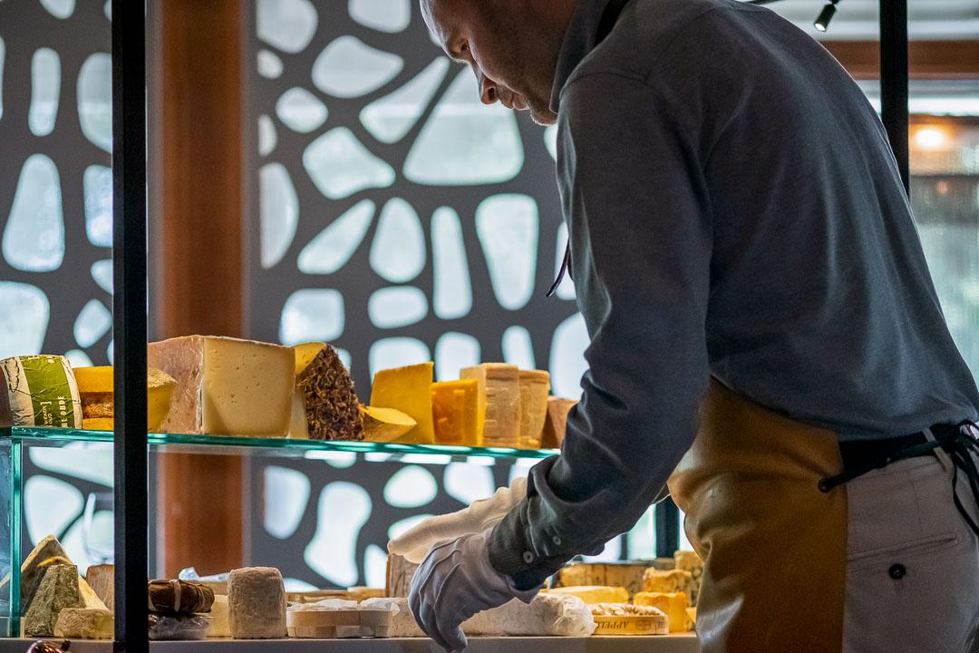 Fred By Hungry For More - Praalwagen met kaas van kaasmeester Van Tricht uit Antwerpen en Tim Berkhout uit Spijkenisse.