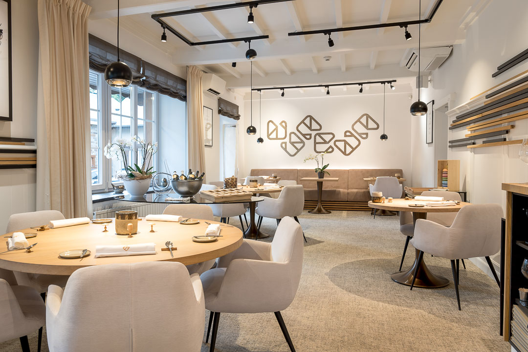 Le gastronome - Interior