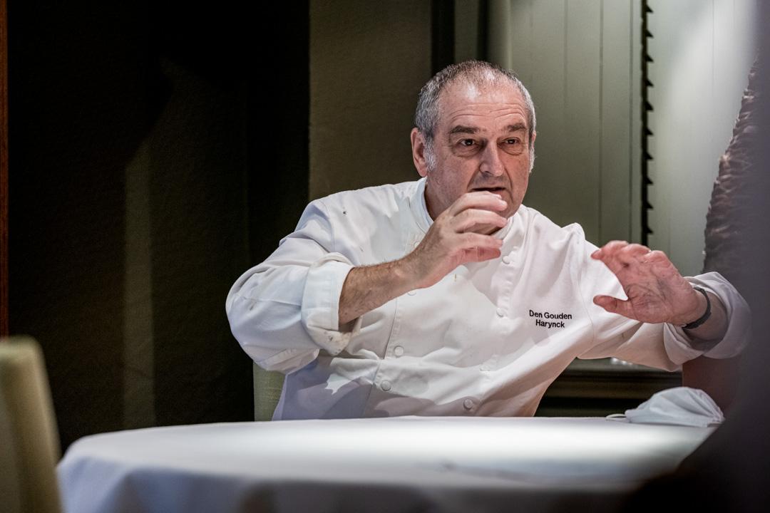 Chef Serruys Gouden Harynck